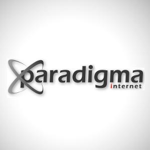 Logo da Paradigma Internet